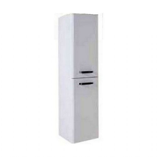 Kartell Options Wall Mounted Side Unit - 1400mm High - White
